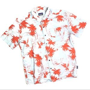 Patagonia Men's Tropical Short Sleeve Button Down